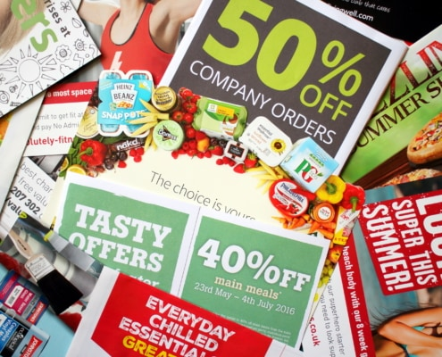 Direct Mail Design Templates from One Stop Mail